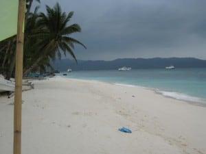 A beautiful Beach in Boracay