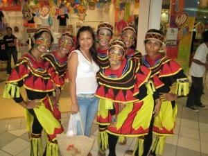 Colorful Filipino Costumes