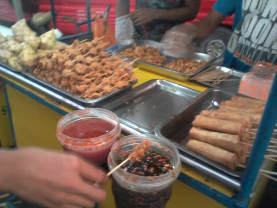 Street Food in Philippines