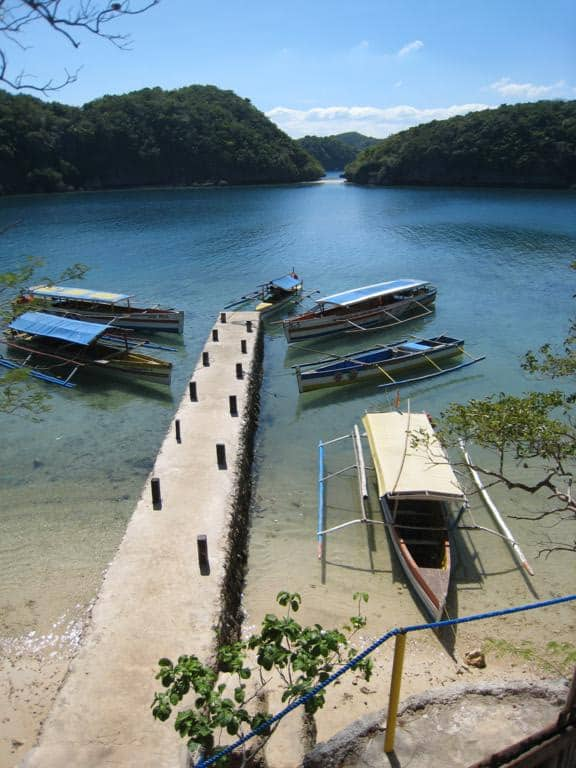 Beautiful Hundred Islands, Philippines