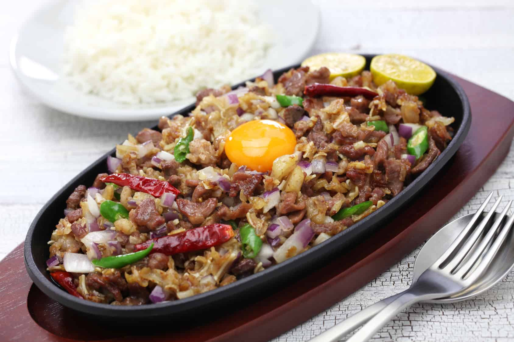 The Philippines: Trying out the Food
